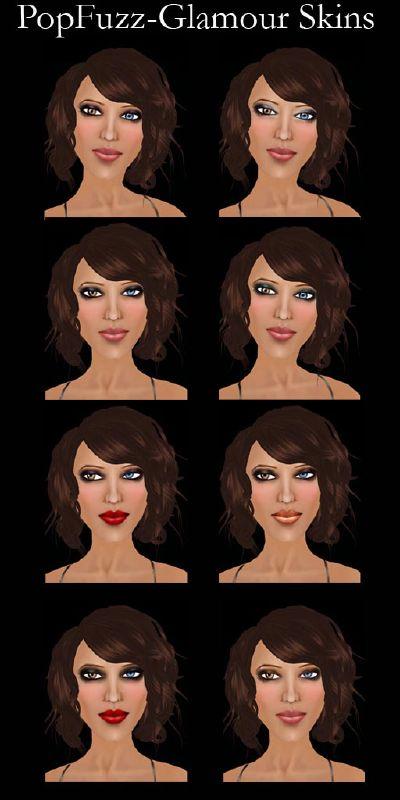 PopFuzz Glamour Skin