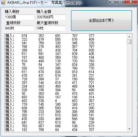 AKB48 Photobook Simulation 4