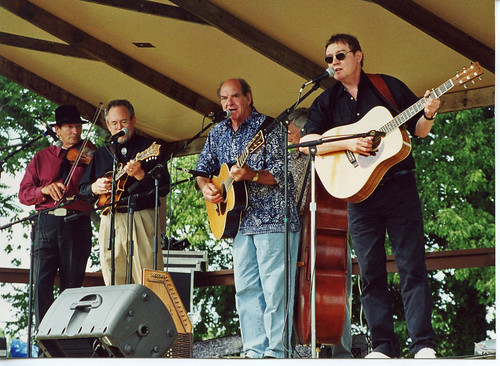 Bill Cifton and the Pick of the Crop, Harper's Ferry, June 2002