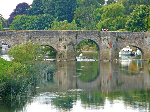 Bidford Bridge by John Clift on Flickr (Click image)