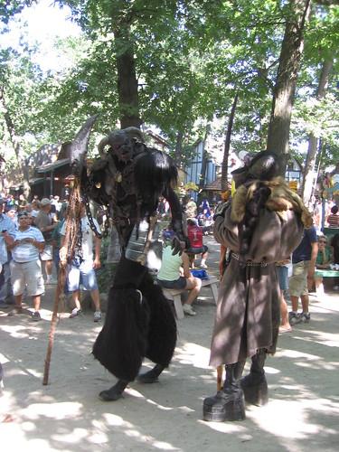 Fantasy at the Ren Faire