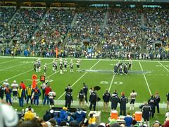 Pats vs. Seahawks - 12/7/08