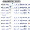 Revision history of Telecommuting - Wikipedia, the free encyclopedia - Mozilla Firefox (Build 2008070206)