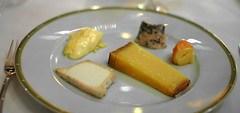 8th Course: Assiette de Fromage Trois