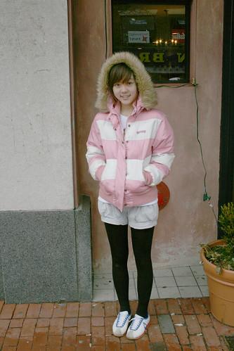 cute winter shorts