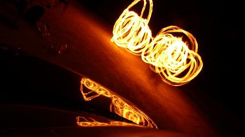 feu, nuit