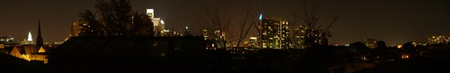 Philadelphia Panorama by Night