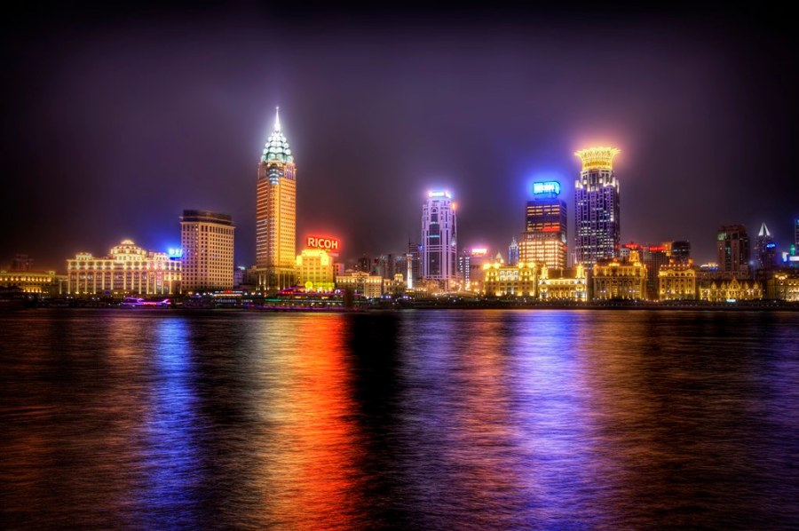 The Magic of Shanghai (by Stuck in Customs)
