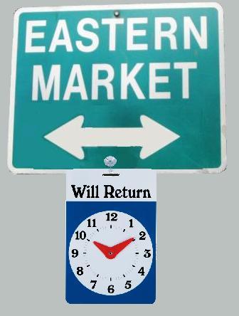 Eastern Market Schedule