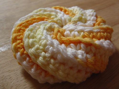 Spiral Scrubbie 1