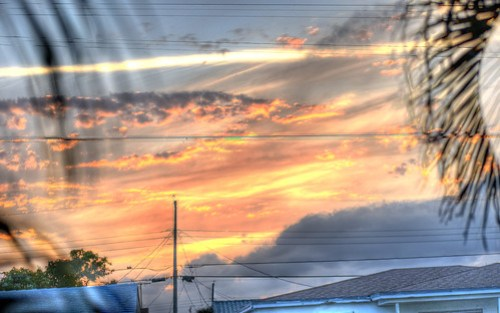 Sunset-HDR