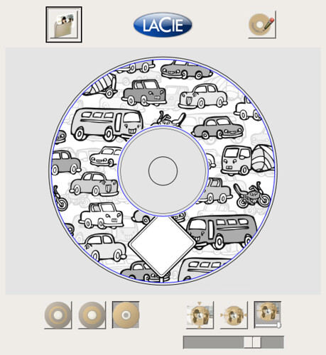 Screenshot-LaCie LightScribe Labeler