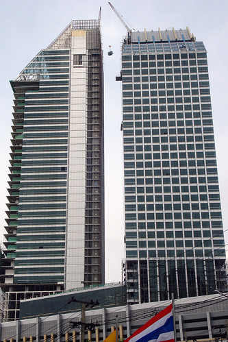 Cyber World Towers