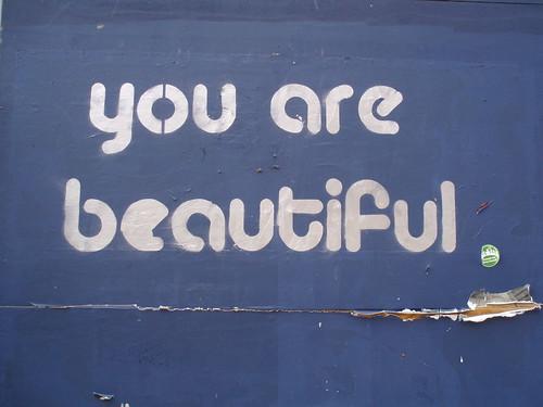 You Are Beautiful - Harcourt Street, Dublin, Ireland