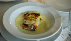 Pannetone Bread and Butter Pudding