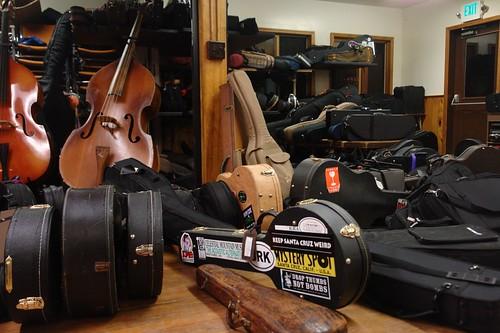 Instruments at Ashokan