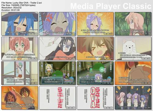 Lucky Star OVA Trailer 2
