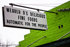 Weaver D's