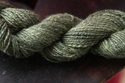 Cashmere/Silk Handspun