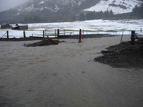 Kootney Creek in Pleasant Valley