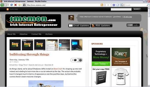 Netbook Firefox