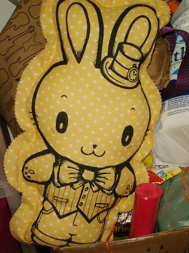 Mr. Oscar Bunny W.