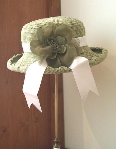 Crocheted Summer Hat