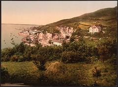 [General view, Aberdovey, Wales] (LOC)