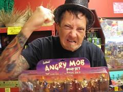 Angry Mob comin at ya!