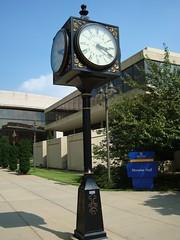 Hofstra Clock