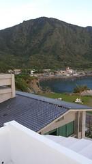 22.屋頂上可以欣賞山景