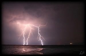 Lightning; My First Try