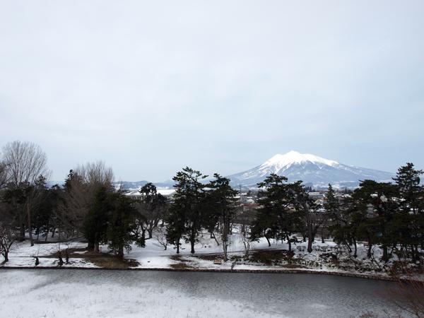 岩木山 3