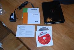 Dell Mini 9 contents