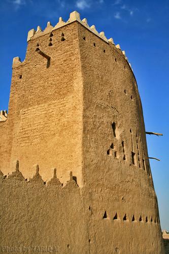 Saad bin Saud Palace by TARIQ-M