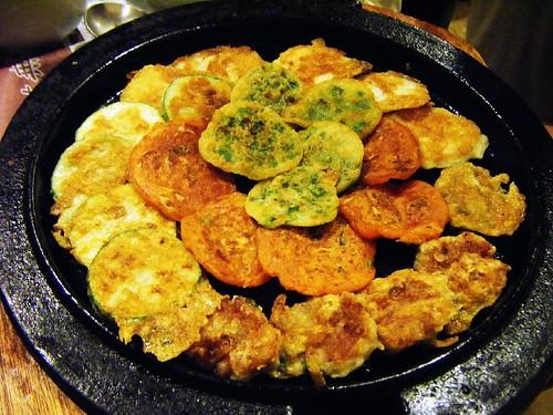 道地韓式綜合煎餅