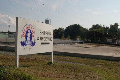 The recent closing of this Pilgrim's Pride plant left over 800 without a job in Siler City, NC.