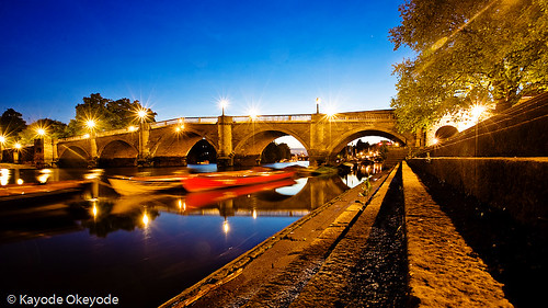 Richmond Bridge Twilight