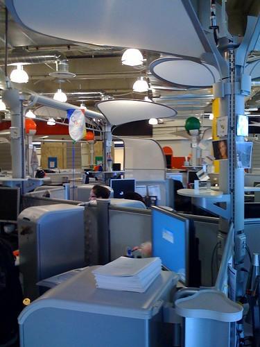 Secret photos of Google's Toronto HQ