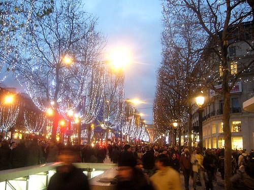 Parigi Natale 2008