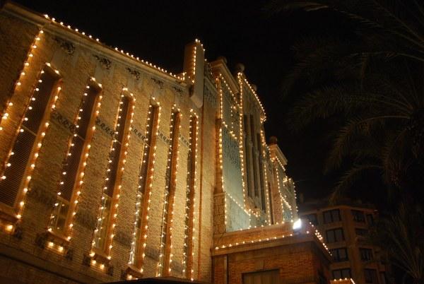 El Mercado de Alicante en Navidad