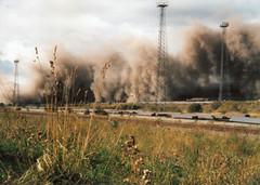 Corus Redcar Mill Demolition 2