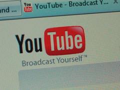 Youtube logo by codenamecueball