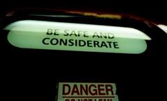06-26: Be Safe