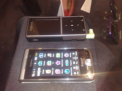 phone with built in projector by LJRich