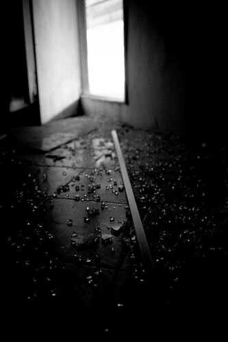 Shattered Glass.. Shattered Dreams..