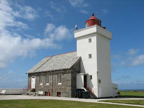 Lighthouse of Obrestad