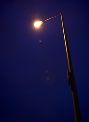 Night Street Light