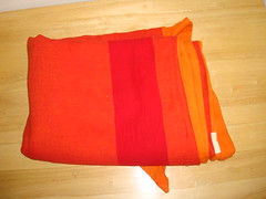 Nesthakchen-Orange/red (4.5 m)
