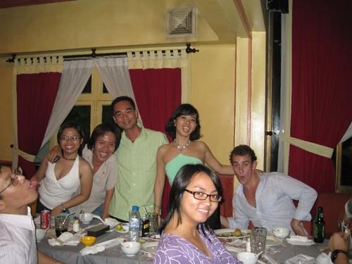 Ngoc Suong restaurant